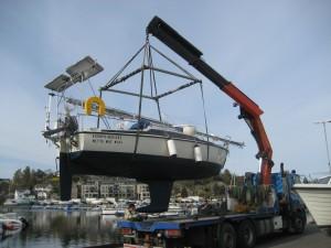 Båtmekk påska 2011